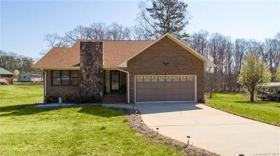 Statesville NC Single Family Home For Sale: $145,000