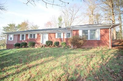 Caldwell County Single Family Home For Sale: 412 Maple Drive NW