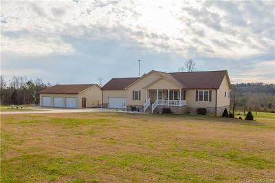 Statesville Single Family Home For Sale: 184 Treebark Road #9