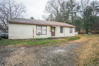 Hendersonville Single Family Home Under Contract-Show: 529 Willow Road