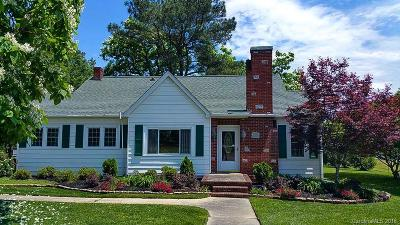 Stanly County Single Family Home Under Contract-Show: 151 S Main Street