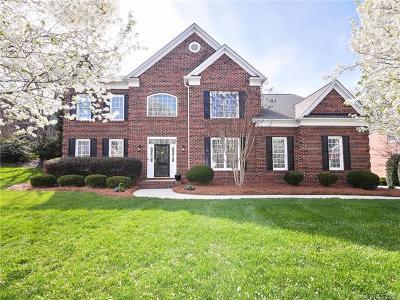 Charlotte Single Family Home For Sale: 2212 Retana Drive