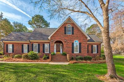Mint Hill Single Family Home Under Contract-Show: 10624 Woodhollow Road