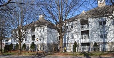 Cornelius Condo/Townhouse For Sale: 18605 Ruffner Drive #1F