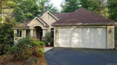 Hendersonville Condo/Townhouse For Sale: 860 Dunroy Drive