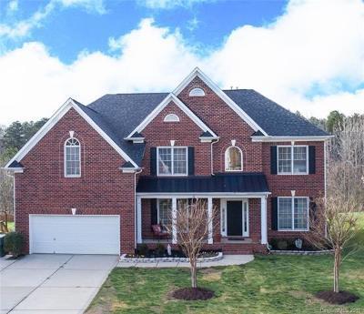 Mooresville Single Family Home For Sale: 236 Montibello Drive