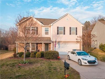 Mount Holly Single Family Home For Sale: 2072 Lake Vista Drive