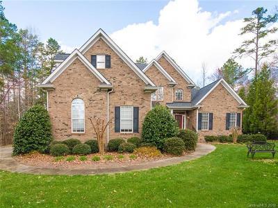Brantley Oaks Single Family Home For Sale: 5808 Cross Point Court