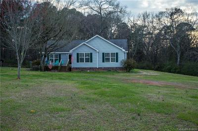 Stanly County Single Family Home For Sale: 3997 Shankle Road