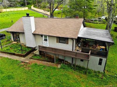 Candler Single Family Home For Sale: 34 Samuel Lane