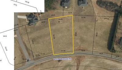 Catawba County Residential Lots & Land For Sale: 3410 Blackburn Bridge Road #11