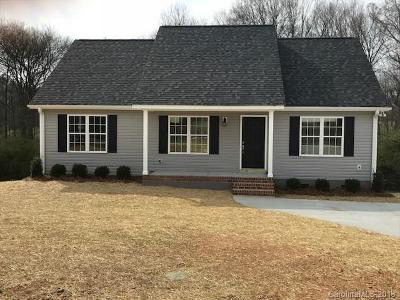 Stanly County Single Family Home Under Contract-Show: 810 Bo Run Drive