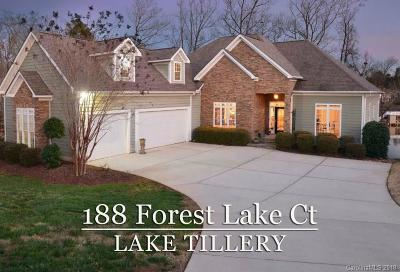 Mount Gilead NC Single Family Home For Sale: $869,000
