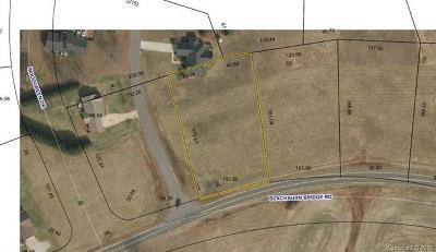 Catawba County Residential Lots & Land For Sale: 3426 Blackburn Bridge Road #10