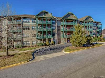 Asheville Condo/Townhouse For Sale: 9 Kenilworth Knoll #221