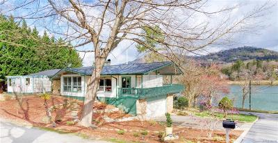 Asheville Single Family Home Under Contract-Show: 304 Lakeshore Drive