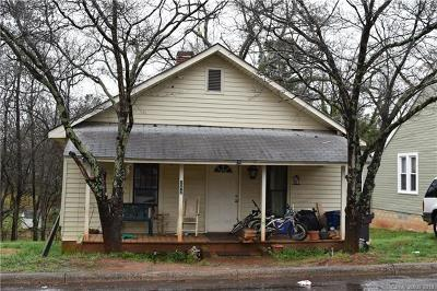 Iredell County Single Family Home For Sale: 242 Lackey Street