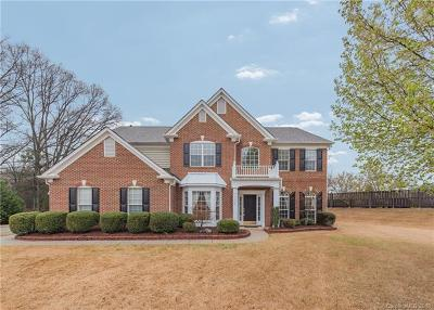 Charlotte Single Family Home For Sale: 10325 Merlin Meadows Court #130
