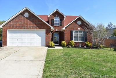 Indian Trail Single Family Home Under Contract-Show: 5904 Barefoot Lane #114