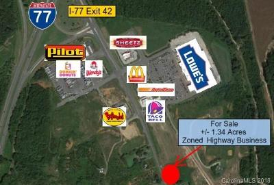 Troutman Residential Lots & Land For Sale: 1093 Charlotte Highway