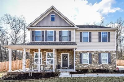 Rock Hill Single Family Home Under Contract-Show: 2126 Eddie Massey Lane