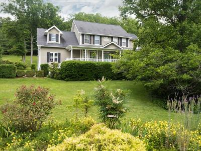 Asheville Single Family Home Under Contract-Show: 2 Feather Drive