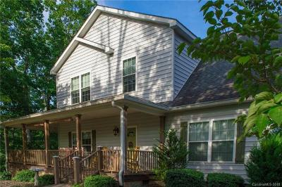 Lake Lure Single Family Home For Sale: 192 Buzzards Place