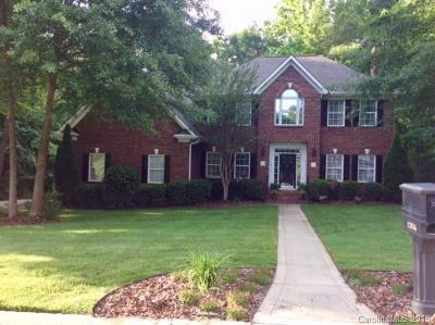 Huntersville Single Family Home For Sale: 12816 Winding Ridge Road