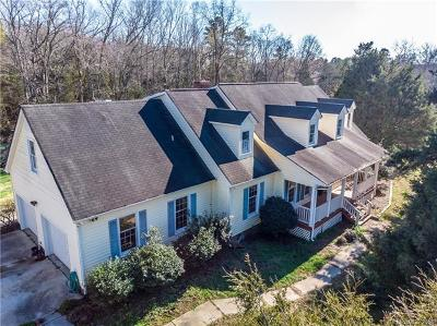 Huntersville Single Family Home For Sale: 6335 Jim Kidd Road