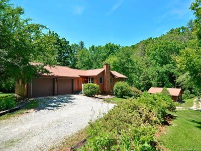 Saluda Single Family Home For Sale: 136 Camp Creek Road