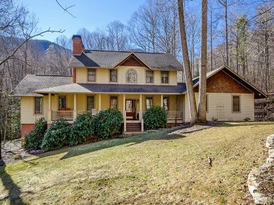 Waynesville Single Family Home Under Contract-Show: 141 Catawba Lane