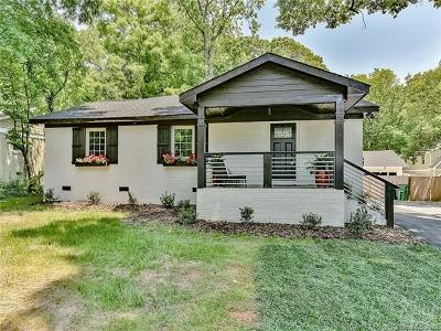 Myers Park Single Family Home For Sale: 3033 Park Road