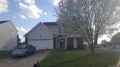 Charlotte Single Family Home For Sale: 6635 Iron Brigade Lane #20