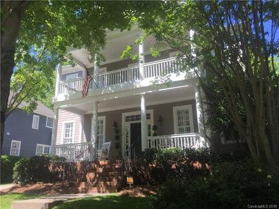 Fort Mill, Rock Hill Single Family Home For Sale: 1336 Barnett Woods Woods
