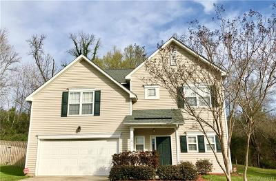 Charlotte Single Family Home For Sale: 7011 Blithe Low Place