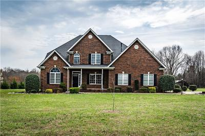 Marshville Single Family Home Under Contract-Show: 7106 Olive Branch Road