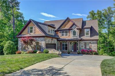Clover, Lake Wylie Single Family Home For Sale: 394 Stone Cliff Lane