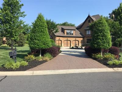 Indian Trail, Marvin, Matthews, Waxhaw, Weddington Single Family Home For Sale: 9304 Sir Huon Lane