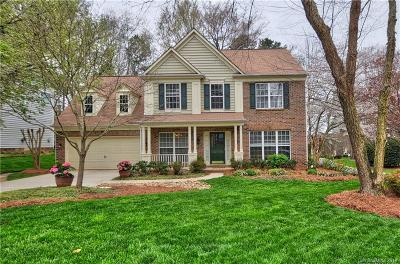Huntersville Single Family Home For Sale: 15817 Prestwoods Lane
