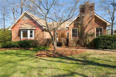 Rock Hill Single Family Home Under Contract-Show: 768 Summerwood Drive