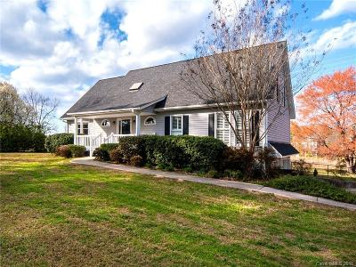 Clover, Lake Wylie Single Family Home Under Contract-Show: 1586 Glenway Road