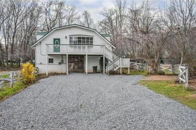 Black Mountain Single Family Home For Sale: 251 Flat Creek Road