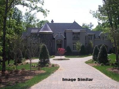 Charlotte NC Single Family Home For Sale: $7,000,000