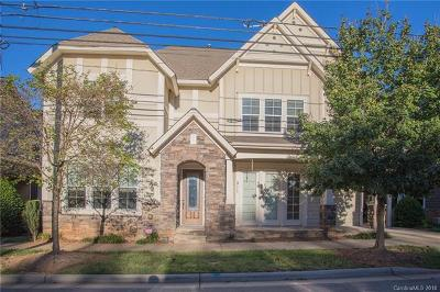 Charlotte Single Family Home For Sale: 811 Herrin Avenue