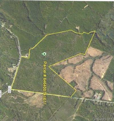 Anson County Residential Lots & Land For Sale: Anson High School Road