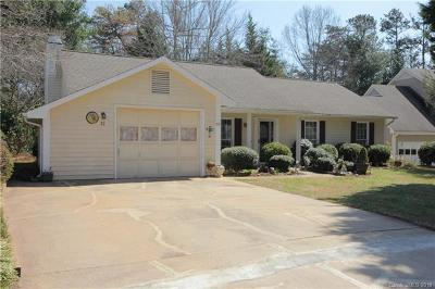 Asheville NC Single Family Home For Sale: $250,000