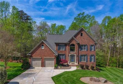 Charlotte Single Family Home For Sale: 8004 Alba Court