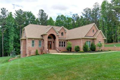 Mooresville Single Family Home For Sale: 128 Wolf Hill Drive #16