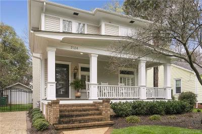 Charlotte Single Family Home Under Contract-Show: 2124 Floral Avenue #12