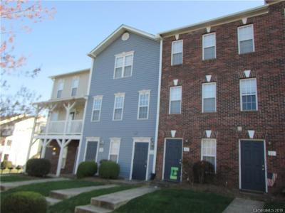 Mooresville Condo/Townhouse Under Contract-Show: 118 Steam Engine Drive #208